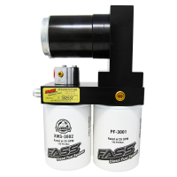 Fuel System & Components - Fuel Lift Pumps & Filtration