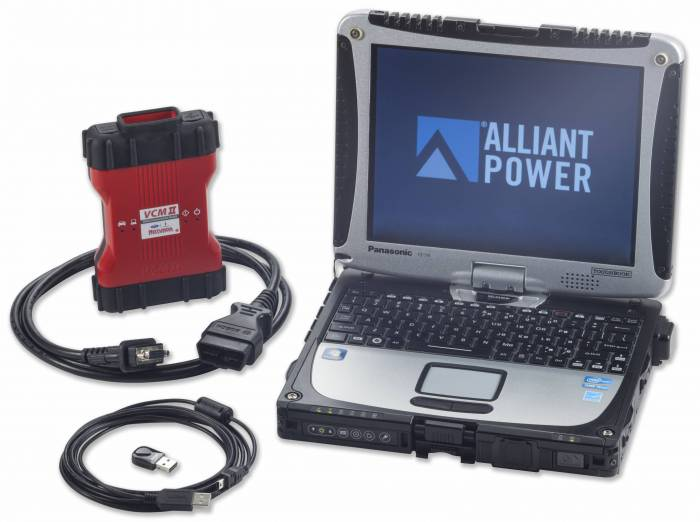 Alliant Power - Alliant Power AP0103 Diagnostic Tool Kit Dell - Ford