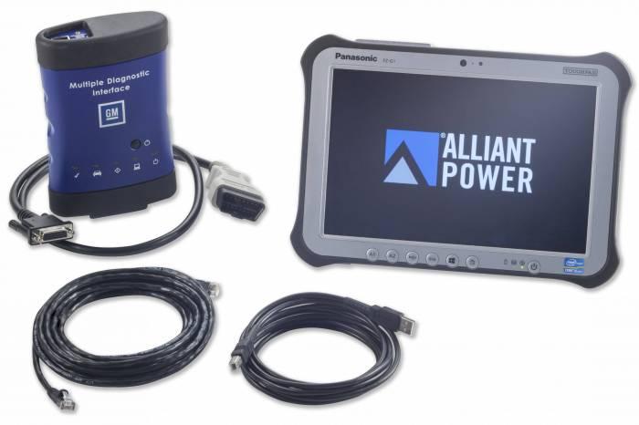 Alliant Power - Alliant Power AP0105 Diagnostic Tool Kit CF-54 - GM