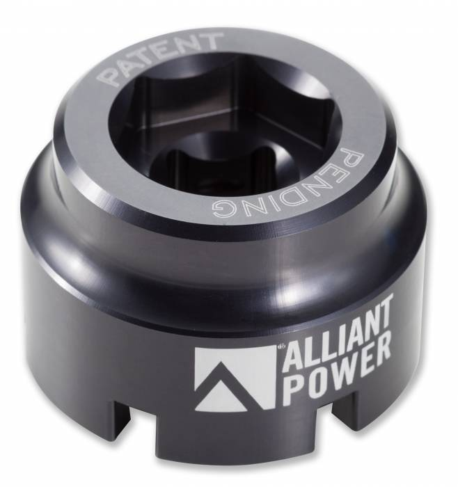Alliant Power - Alliant Power AP0147 Fuel/Oil Filter Cap Socket Tool