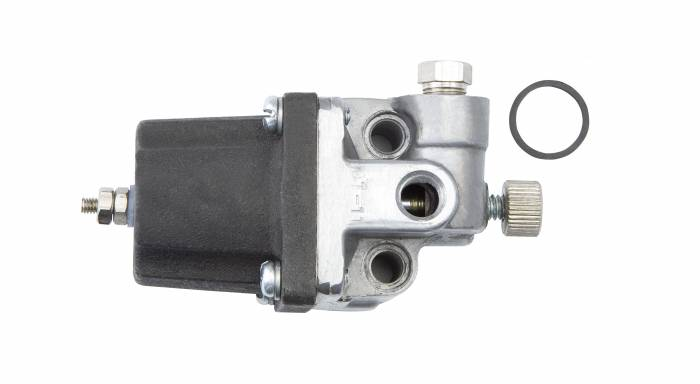 Alliant Power - Alliant Power AP3035342 Fuel Shut-off Valve Assembly12 Volt