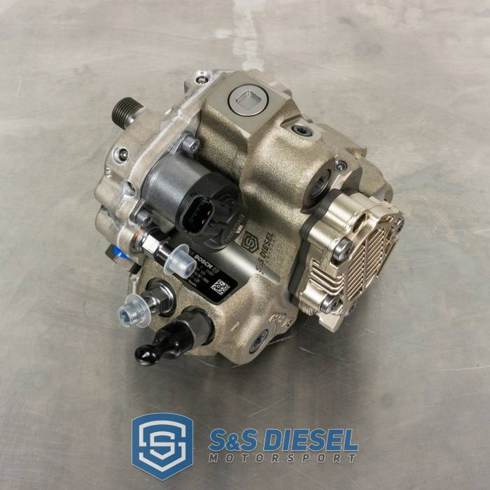S&S Diesel Motorsports - S&S Diesel Duramax CP3 1590 (12MM) - (46% Over Stock Displacement)