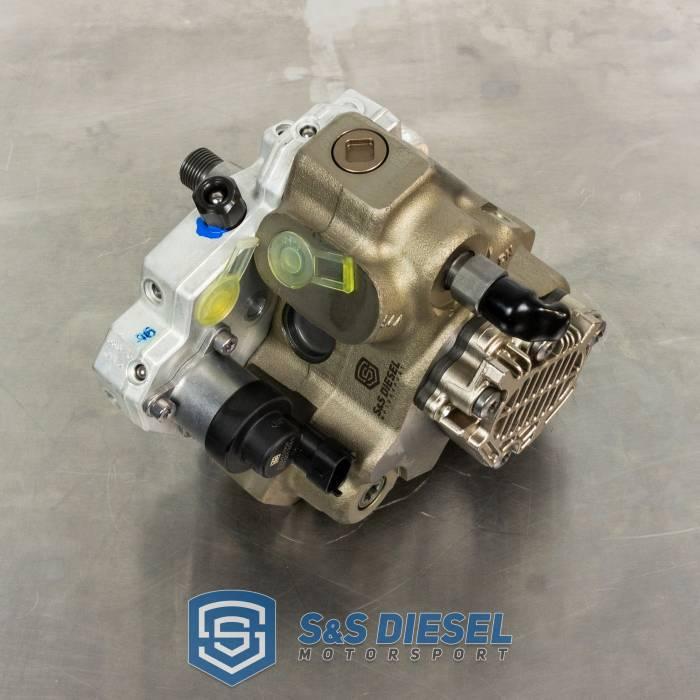 S&S Diesel Motorsports - S&S Diesel Cummins SuperSport CP3 - New 6.7 based - (Higher Output >3500RPM)