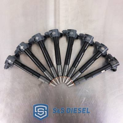 S&S Diesel Motorsports - S&S Diesel New 100% Over Injector, 2017+ GM 6.6L L5P