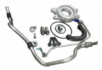 S&S Diesel Motorsports - S&S Diesel LML CP3 Conversion Kit Without Pump - Off-Road Use Only - No DPF, 2011-2016 GM 6.6L LML