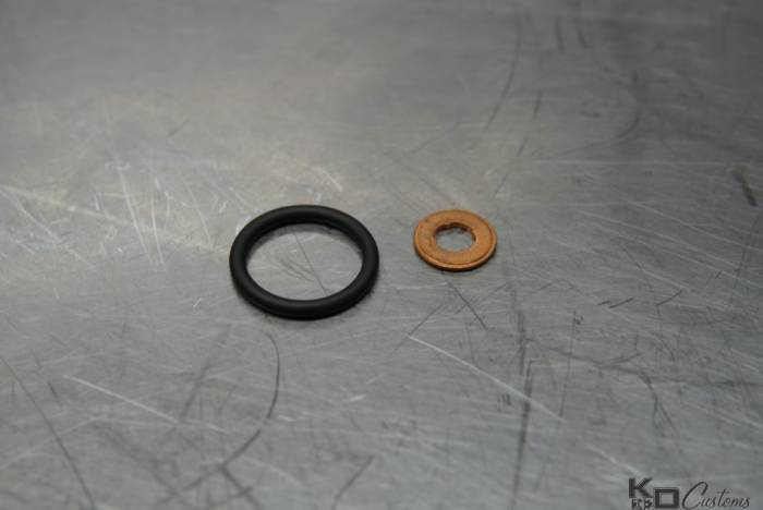 S&S Diesel Motorsports - S&S Diesel Injector Seal Kit (Combustion Seal + Body O-Ring) 2003-2018 5.9L/6.7L Cummins