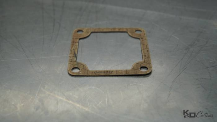 Bosch - Genuine Bosch P7100 Injection Pump AFC Housing Cover Capsule/Plate Gasket
