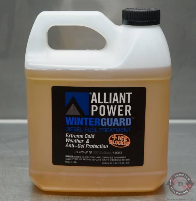Alliant Power - Alliant Power Winterguard Diesel Fuel Treatmeant Additive