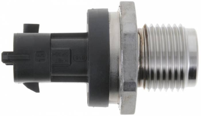Bosch - Genuine Bosch Fuel Rail Pressure Sensor, 2007.5-2012 6.7L Cummins (Pickup) 2007.5-2018 6.7L Cummins (Cab & Chassis)