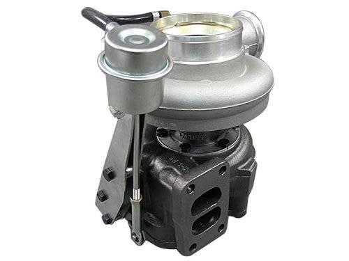 Holset - Genuine Holset HX40W Turbocharger, 8.3L ISC Cummins