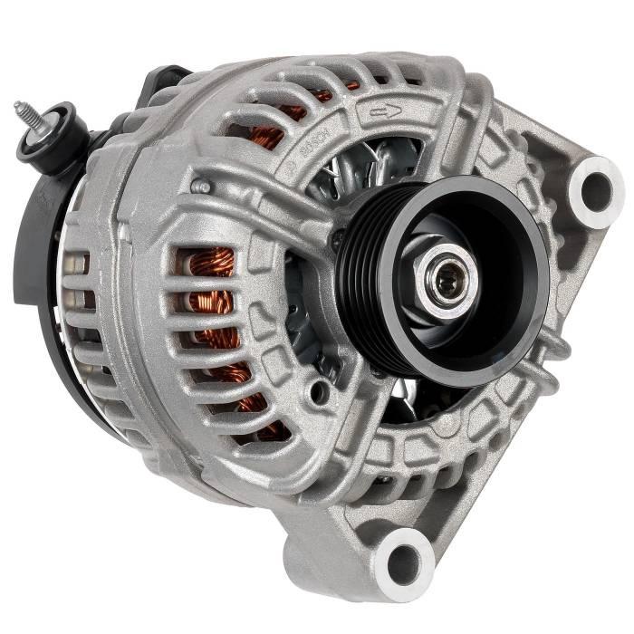 Bosch - Genuine Bosch Alternator, 2007.5-2014 GM 6.6L LMM/LML