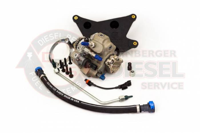 S&S Diesel Motorsports - S&S Diesel CP4 To CP3 Conversion Kit, 2019+ 6.7L Cummins