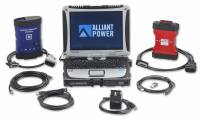Alliant Power - Alliant Power AP0101 Diagnostic Tool Kit Dell - Ford, GM, 2006 and later Chrysler