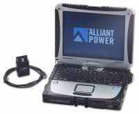 2003-2007 Dodge 5.9L 24V Cummins - Tools - Alliant Power - Alliant Power AP0109 Diagnostic Tool Kit Dell - 2006 and later Chrysler