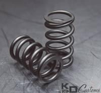 KD Customs - 105# 24 Valve Cummins HD Valve Spring Set - Image 2