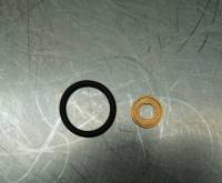 S&S Diesel Motorsports - S&S Diesel Injector Seal Kit (Combustion Seal + Body O-Ring) 2003-2018 5.9L/6.7L Cummins - Image 2