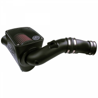 2003-2007 Ford 6.0L Powerstroke - Air Intakes & Accessories - S&B Filters - Cold Air Intake For 2003-2007 6.0L Powerstroke