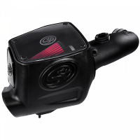 2008-2010 Ford 6.4L Powerstroke - Air Intakes & Accessories - S&B Filters - Cold Air Intake For 2008-2010 6.4L Powerstroke