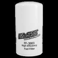 Fuel System & Components - Fuel Lift Pumps & Filtration - FASS Fuel Systems - FASS Fuel Systems FF-3003 Titanium Fuel Filter
