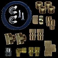 Fuel System & Components - Fuel Lift Pumps & Filtration - FASS Fuel Systems - FASS Fuel Systems FLK-S06 Double Vent Return Line Kit