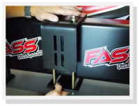 Fuel System & Components - Fuel Lift Pumps & Filtration - FASS Fuel Systems - FASS Fuel Systems SFB-1001 Semi Frame Bracket