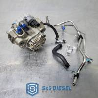 Fuel System & Components - High Pressure Pumps & Parts - CP4 To CP3 Conversion Kits