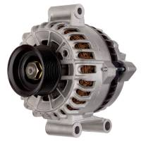 Bosch - Genuine Bosch Alternator, 2003-2007 6.0L Powerstroke (For Dual Systems On Bottom)