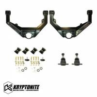 Kryptonite Products - Kryptonite Upper Control Arm Kit, 2001-2010 GM 2500HD/3500HD