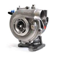 Garrett - Genuine Garrett Stock Replacement Turbocharger, 2011-2016 GM 6.6L LML