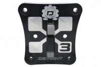 Deviant Race Parts - Deviant Race Parts Billet Radius Arm Plate With D-Ring, 2017+ Can-Am Maverick X3 - Image 3